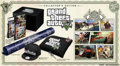 GTA 5 Collector's Edition